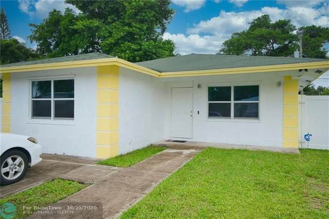 716 SW 10th St, Dania Beach, FL 33004 (MLS #F10254843) :: Berkshire Hathaway HomeServices EWM Realty