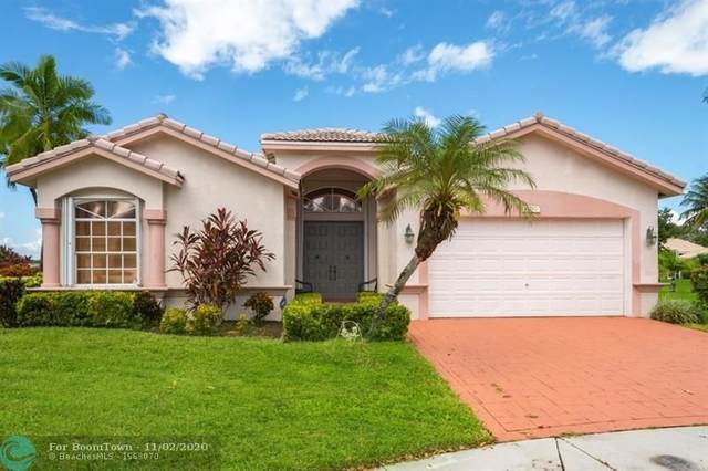 6270 Swans Ter, Coconut Creek, FL 33073 (MLS #F10254850) :: Castelli Real Estate Services