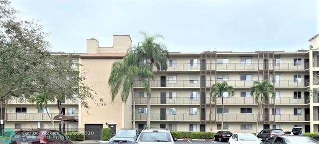 7740 NW 50th St #406, Lauderhill, FL 33351 (#F10254888) :: Posh Properties