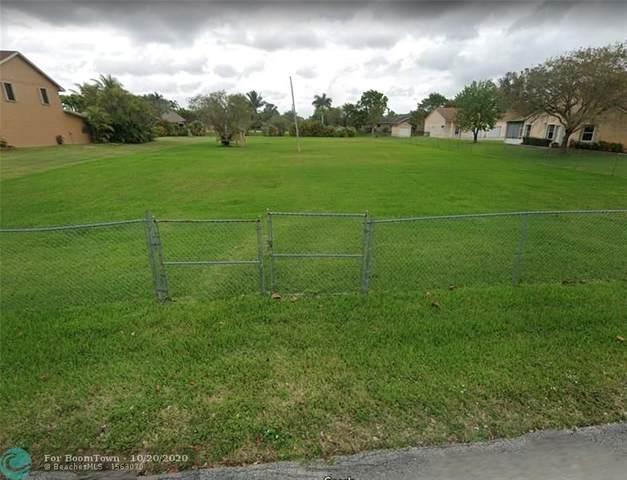 NA SW 31st St, Davie, FL 33331 (MLS #F10254904) :: Patty Accorto Team