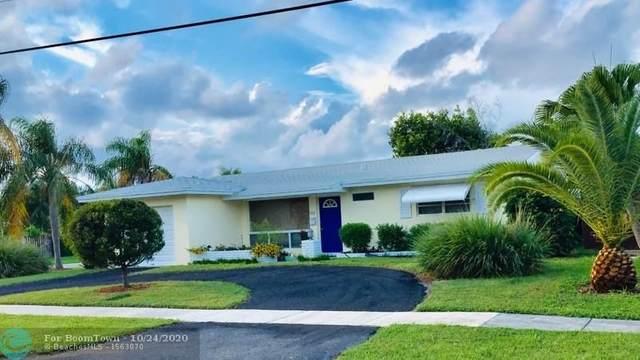 813 SE 17th St, Deerfield Beach, FL 33441 (MLS #F10254928) :: Berkshire Hathaway HomeServices EWM Realty