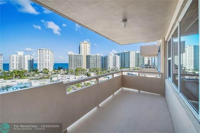 3300 NE 36th St #914, Fort Lauderdale, FL 33308 (MLS #F10254950) :: The Howland Group