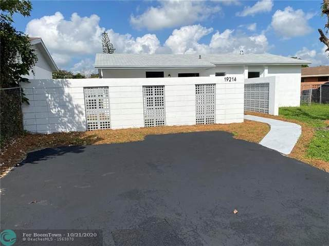 19214 NW 28th Ct, Miami Gardens, FL 33056 (MLS #F10254954) :: THE BANNON GROUP at RE/MAX CONSULTANTS REALTY I