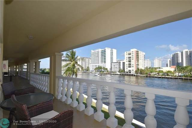 2895 NE 32nd St #303, Fort Lauderdale, FL 33306 (MLS #F10254959) :: Berkshire Hathaway HomeServices EWM Realty