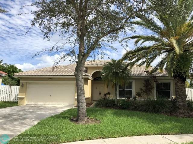 2311 NW 193rd Ave, Pembroke Pines, FL 33029 (MLS #F10254981) :: United Realty Group
