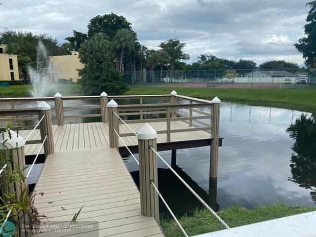 2921 SW 87th Ave #513, Davie, FL 33328 (MLS #F10254982) :: Berkshire Hathaway HomeServices EWM Realty