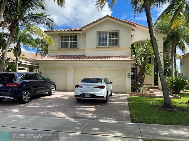 2121 SW 164th Ave, Miramar, FL 33027 (MLS #F10254983) :: Green Realty Properties