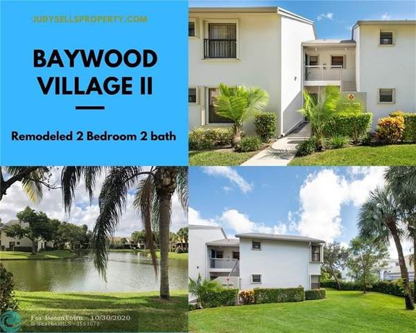 4703 NW 22nd St #4703, Coconut Creek, FL 33063 (MLS #F10254998) :: United Realty Group