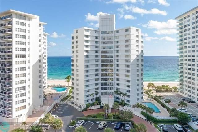 3600 Galt Ocean Dr 6C, Fort Lauderdale, FL 33308 (MLS #F10255020) :: The Howland Group
