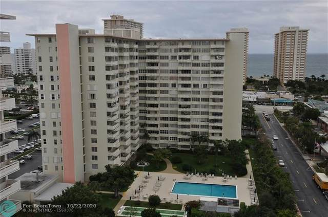 3333 NE 34th St #1011, Fort Lauderdale, FL 33308 (MLS #F10255037) :: The Howland Group