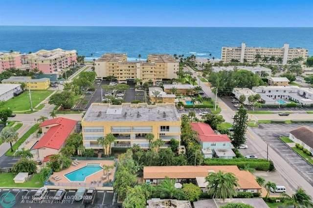 333 SE 20th Ave #104, Deerfield Beach, FL 33441 (MLS #F10255095) :: Berkshire Hathaway HomeServices EWM Realty