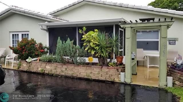 1530 NE 45th St, Oakland Park, FL 33334 (MLS #F10255102) :: Castelli Real Estate Services