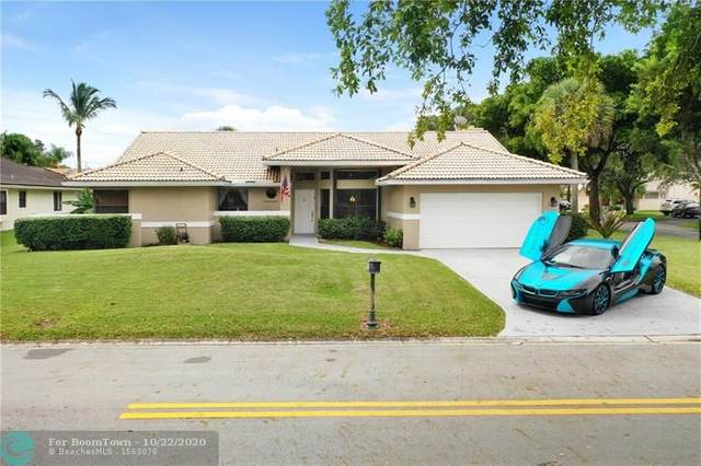 8446 NW 55th Ct, Coral Springs, FL 33067 (MLS #F10255110) :: United Realty Group