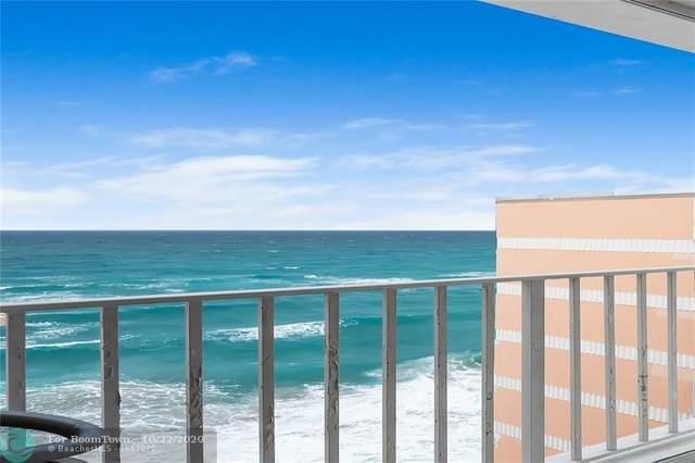 3580 S Ocean Blvd 9D, Palm Beach, FL 33480 (#F10255150) :: Posh Properties