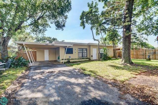 1610 NW 7th Ter, Fort Lauderdale, FL 33311 (MLS #F10255178) :: The Howland Group