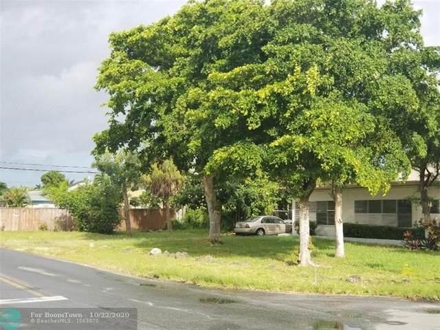 1105 NE 16th Ave, Fort Lauderdale, FL 33304 (MLS #F10255198) :: Berkshire Hathaway HomeServices EWM Realty