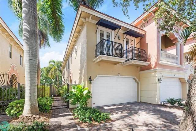 1115 NE 14th Ave, Fort Lauderdale, FL 33304 (#F10255210) :: The Reynolds Team/ONE Sotheby's International Realty