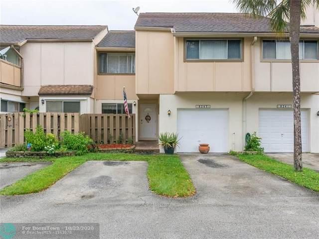 8243 NW 9th Ct #7, Plantation, FL 33324 (#F10255224) :: Posh Properties