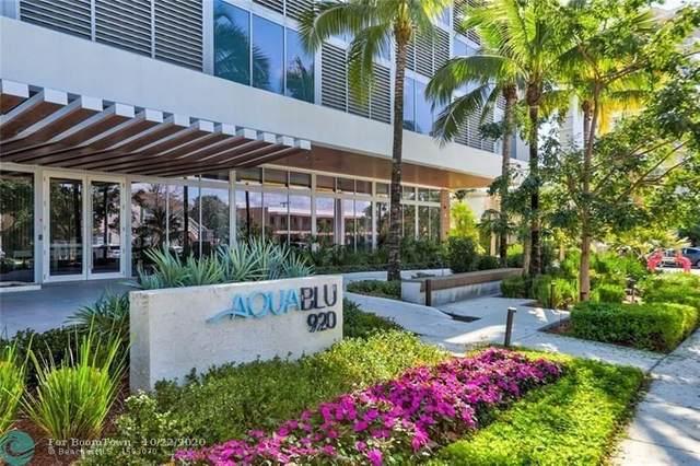 920 Intracoastal Dr #801, Fort Lauderdale, FL 33304 (MLS #F10255232) :: Castelli Real Estate Services