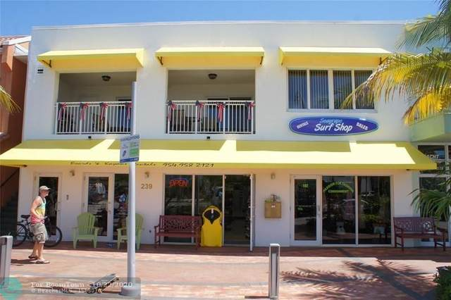 239 Commercial Blvd, Lauderdale By The Sea, FL 33308 (#F10255237) :: Ryan Jennings Group