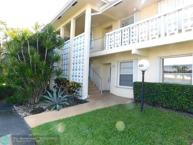 1551 NW 20th Ave #101, Delray Beach, FL 33445 (#F10255257) :: Manes Realty Group