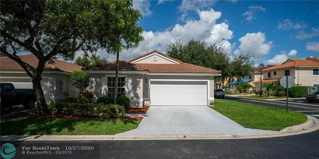 11046 NW 46th Drive, Coral Springs, FL 33076 (MLS #F10255333) :: Miami Villa Group