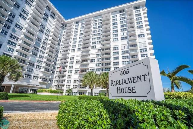 405 N Ocean Blvd #529, Pompano Beach, FL 33062 (#F10255336) :: Posh Properties