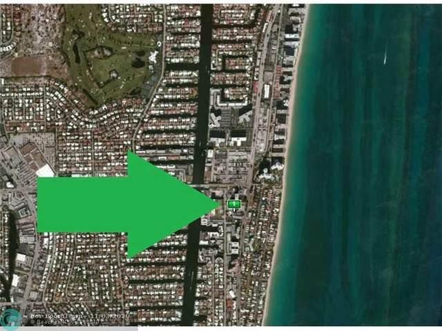 3015 N Ocean Blvd C112a, Fort Lauderdale, FL 33308 (#F10255348) :: Posh Properties