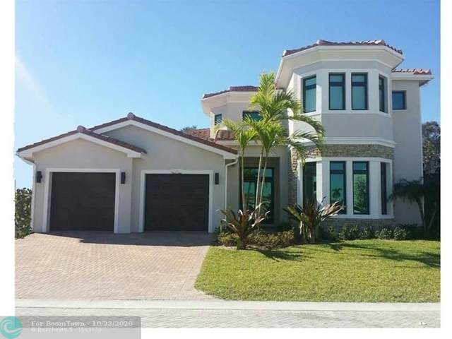 5714 Brookfield Cir, Fort Lauderdale, FL 33312 (MLS #F10255377) :: Berkshire Hathaway HomeServices EWM Realty