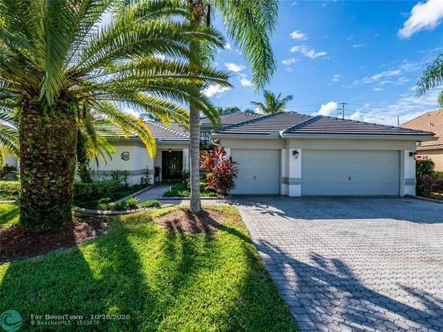 3573 W Tree Tops Ct, Davie, FL 33328 (MLS #F10255403) :: United Realty Group