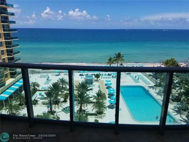 2501 S Ocean Dr #922, Hollywood, FL 33019 (MLS #F10255420) :: Green Realty Properties