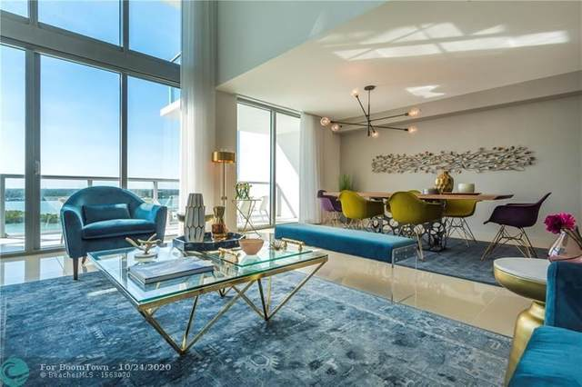 7928 East Dr #1604, North Bay Village, FL 33141 (MLS #F10255435) :: Green Realty Properties