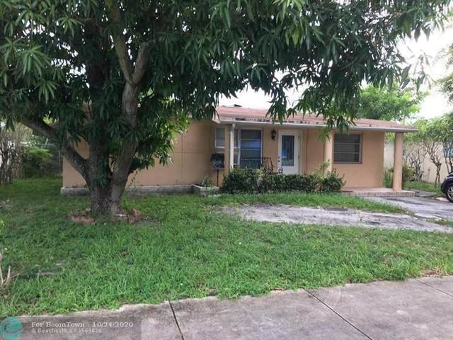 228 NE 26th St, Pompano Beach, FL 33064 (MLS #F10255441) :: Berkshire Hathaway HomeServices EWM Realty