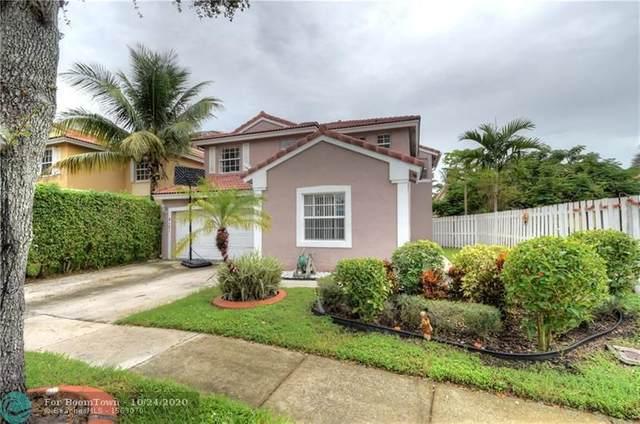 4631 SW 151st Way, Miramar, FL 33027 (MLS #F10255443) :: Green Realty Properties