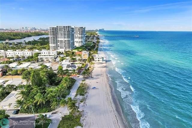 5745 N Surf Rd, Hollywood, FL 33019 (MLS #F10255452) :: Berkshire Hathaway HomeServices EWM Realty
