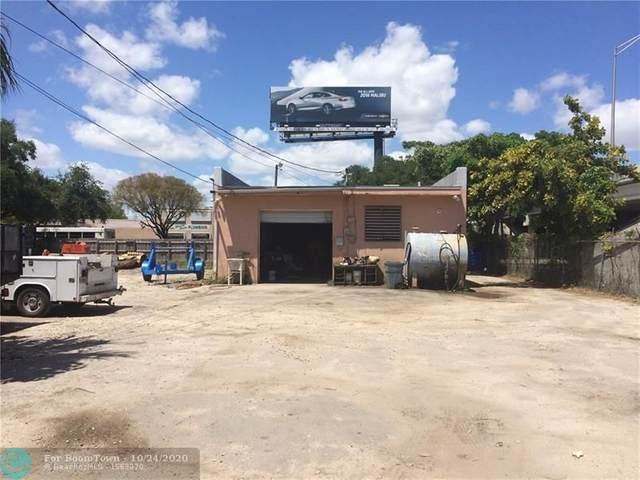 6230 Johnson St, Hollywood, FL 33024 (MLS #F10255455) :: Green Realty Properties