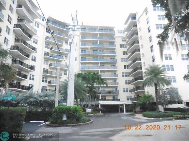 5100 Dupont Blvd 4K, Fort Lauderdale, FL 33308 (MLS #F10255484) :: Green Realty Properties