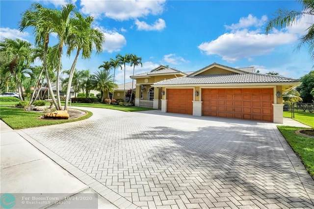 4120 SW 106th Ter, Davie, FL 33328 (MLS #F10255490) :: The Howland Group