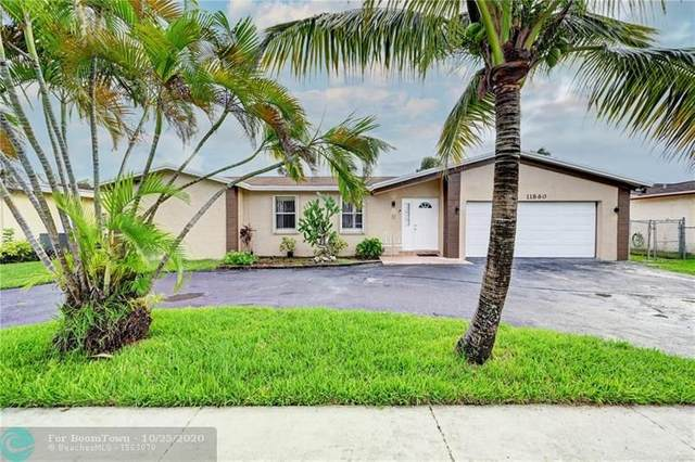 11860 NW 30th Place, Sunrise, FL 33323 (MLS #F10255505) :: Green Realty Properties