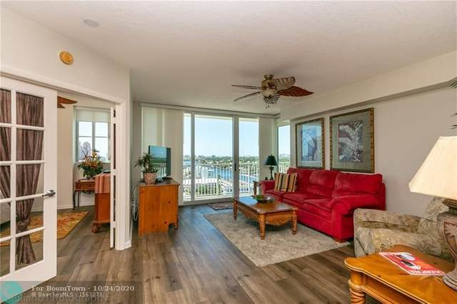 3020 NE 32nd Ave #1225, Fort Lauderdale, FL 33308 (MLS #F10255514) :: Green Realty Properties