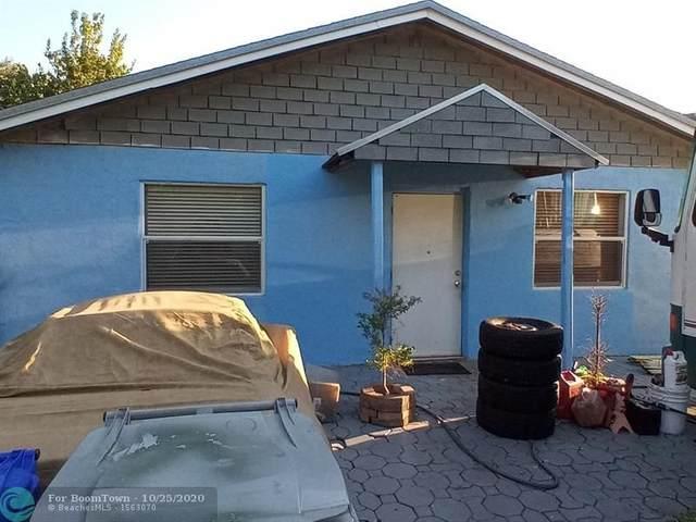 880 SW 14th St, Pompano Beach, FL 33060 (#F10255520) :: Posh Properties