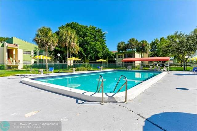 4160 NW 90th Ave #105, Coral Springs, FL 33065 (#F10255556) :: Posh Properties
