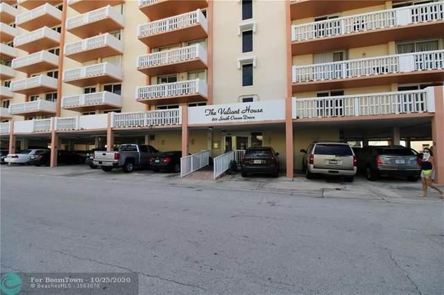 801 S Ocean Dr #904, Hollywood, FL 33019 (MLS #F10255558) :: Berkshire Hathaway HomeServices EWM Realty