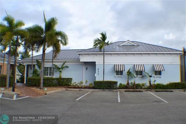 635 SE 10th St, Deerfield Beach, FL 33441 (MLS #F10255560) :: Patty Accorto Team