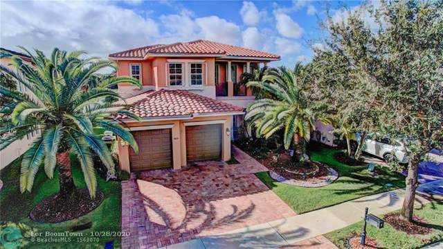 10650 NW 83rd Ct, Parkland, FL 33076 (MLS #F10255570) :: The Paiz Group