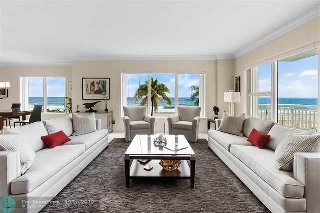 3850 Galt Ocean Dr #101, Fort Lauderdale, FL 33308 (MLS #F10255579) :: Patty Accorto Team