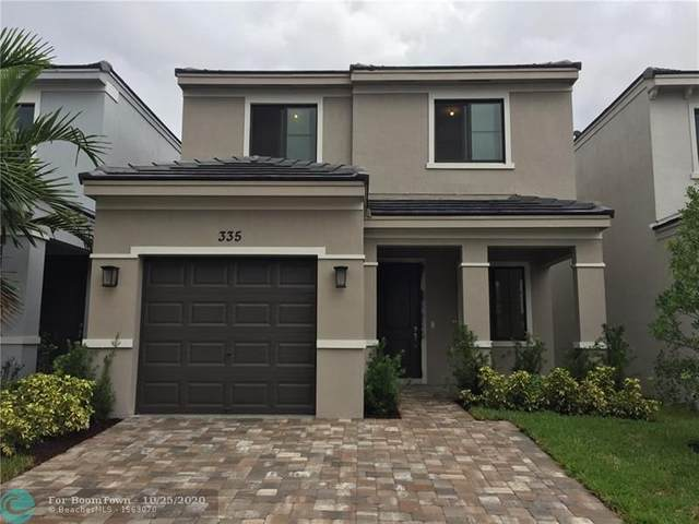335 NW 33 Lane, Pompano Beach, FL 33069 (#F10255587) :: Posh Properties