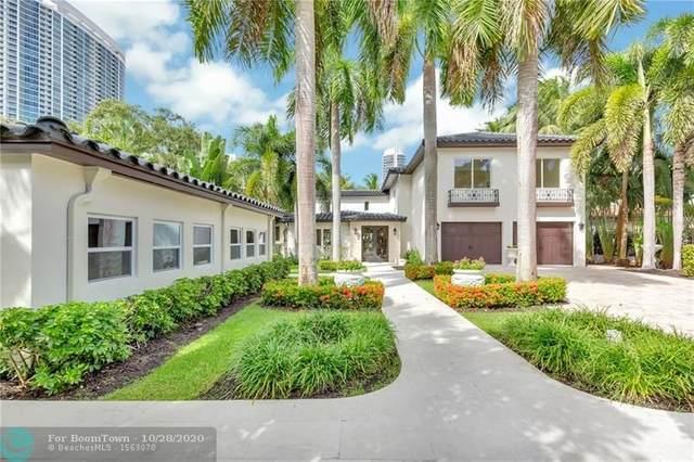 701 N Rio Vista Bl, Fort Lauderdale, FL 33301 (MLS #F10255617) :: United Realty Group