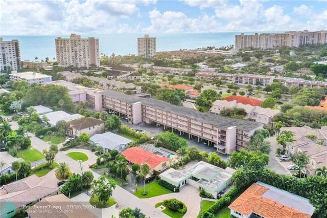 1967 S Ocean Blvd 101A, Lauderdale By The Sea, FL 33062 (MLS #F10255630) :: The Howland Group