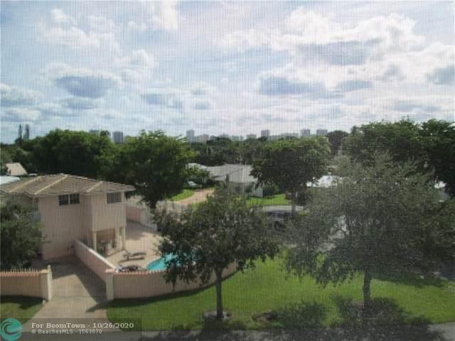 4501 NE 21st Ave #407, Fort Lauderdale, FL 33308 (MLS #F10255635) :: The Howland Group